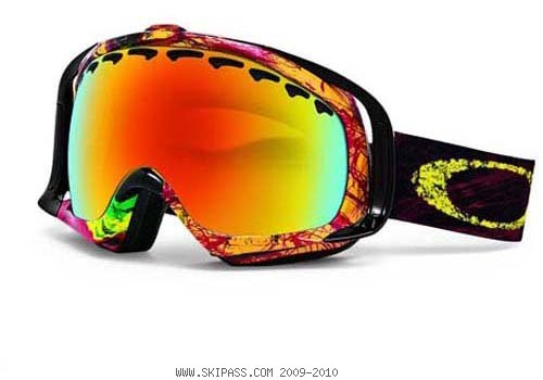 Masque Oakley Crowbar