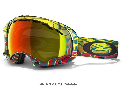 Lunette Ski Oakley Femme