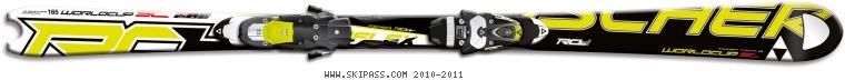 Fischer RC4 Worldcup SC PRO 2011
