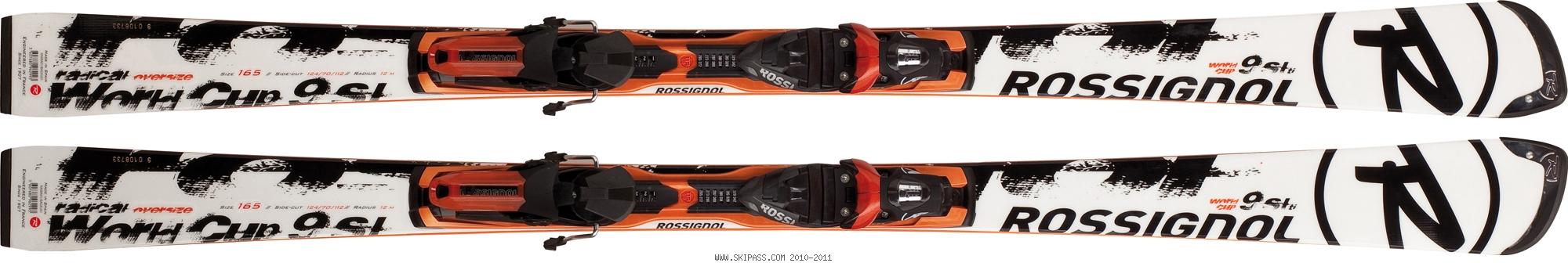 Rossignol Radical 9SL WC Oversize Slant Nose