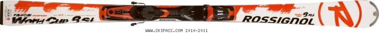Rossignol Radical 8SL WC Oversize  2011