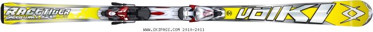 Völkl Racetiger Speedwall SL 2011