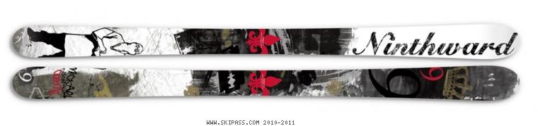 Ninthward - skis