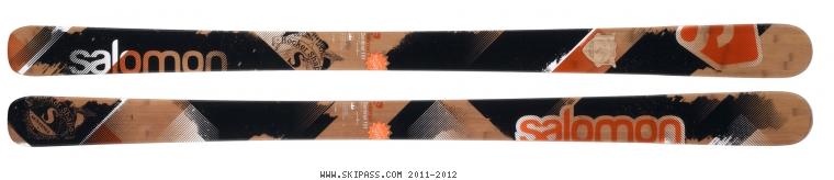 Salomon Sentinel 2012