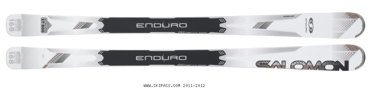 Salomon Enduro XT 800 2012