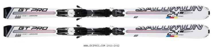 Salomon 24 GT Pro 2012
