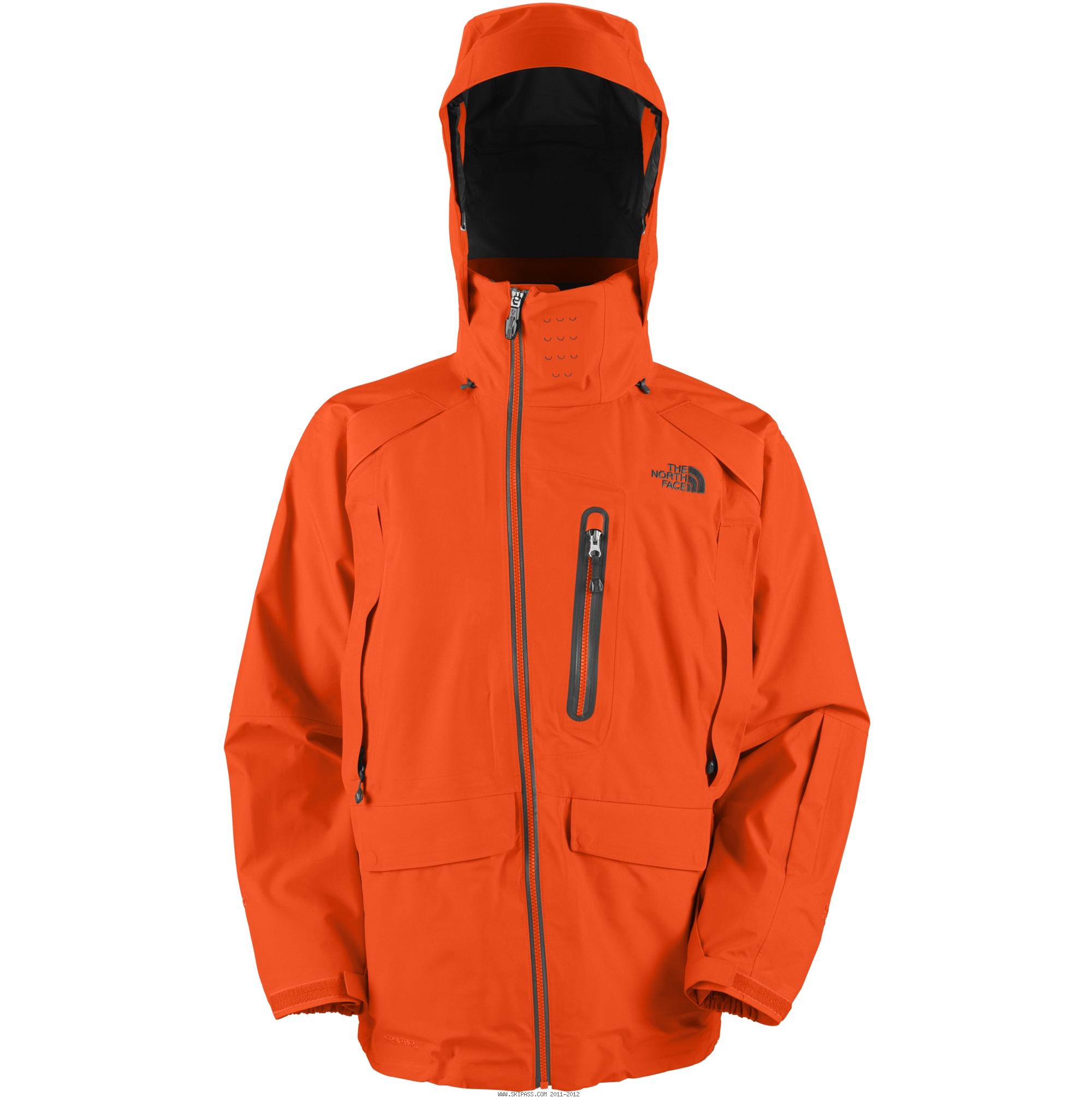 puros de hostos veste north face orange. Black Bedroom Furniture Sets. Home Design Ideas