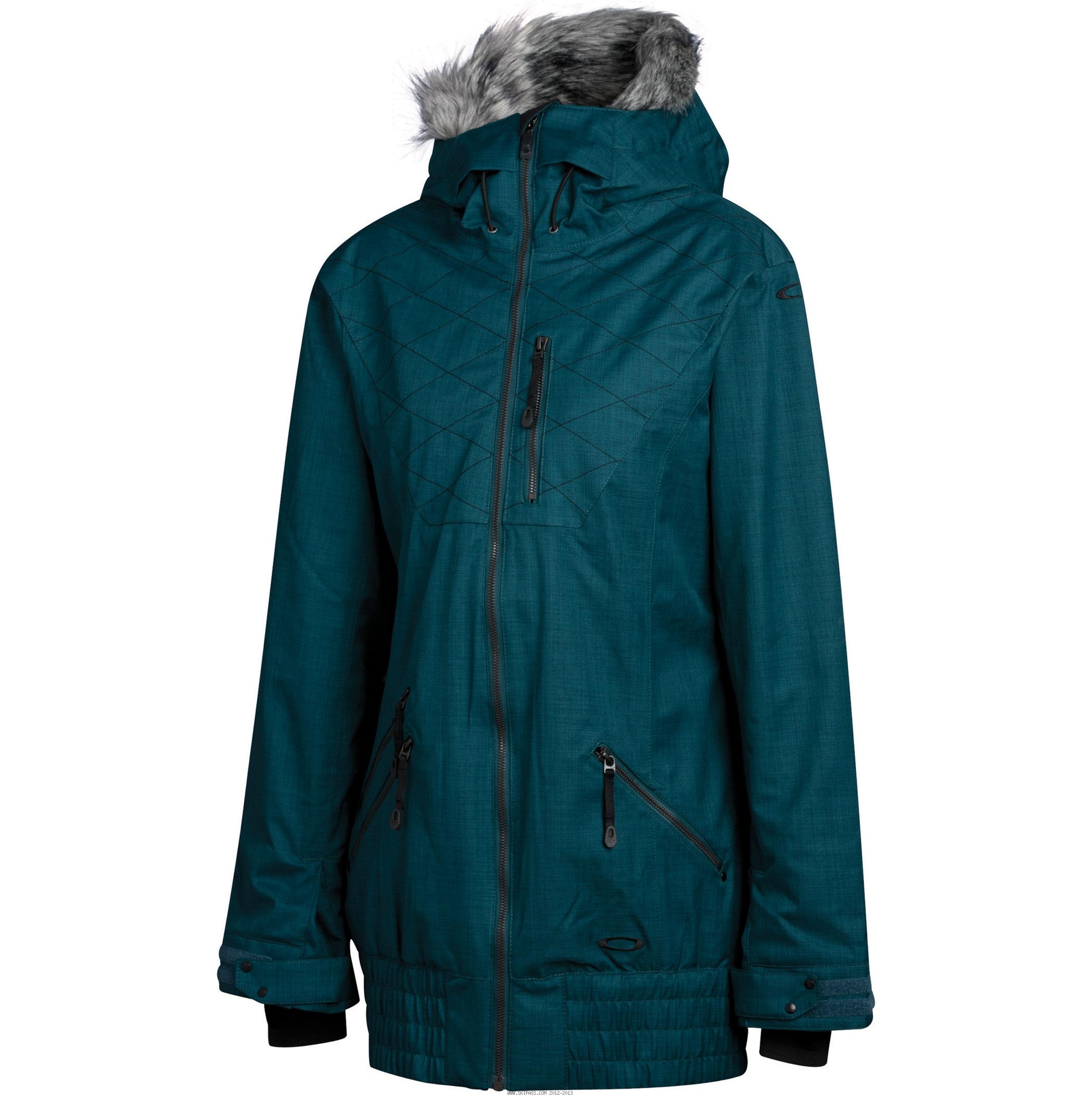 Oakley womens ski jacket