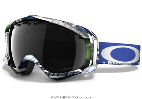 Oakley Crowbar JP Auclair slide show 2013
