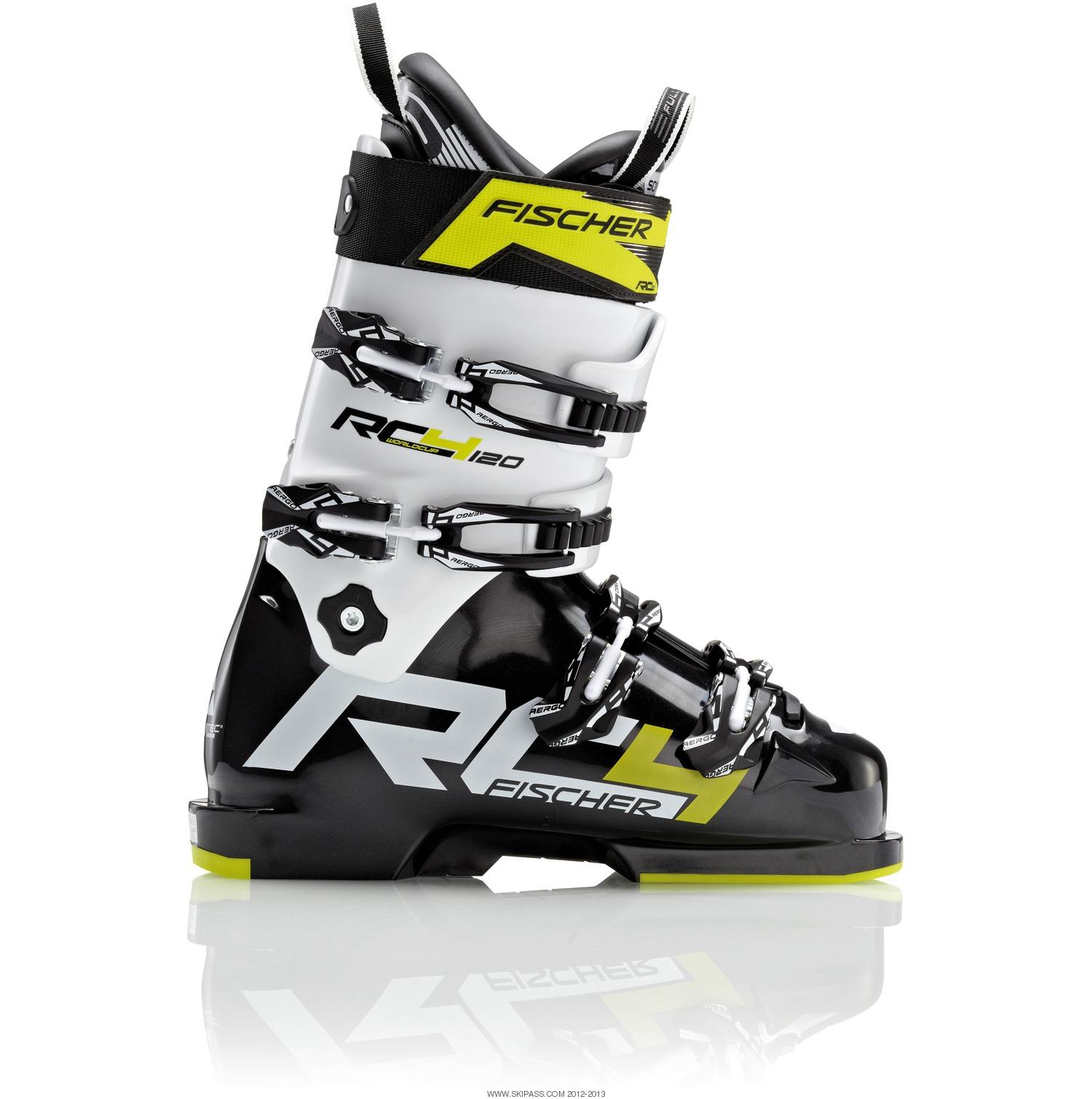 Rc4 De Rc4 Fischer chaussures 130 Ski Chaussure Vacuum XwPuikZOT