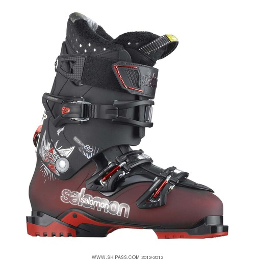Salomon Quest Access 80 2013
