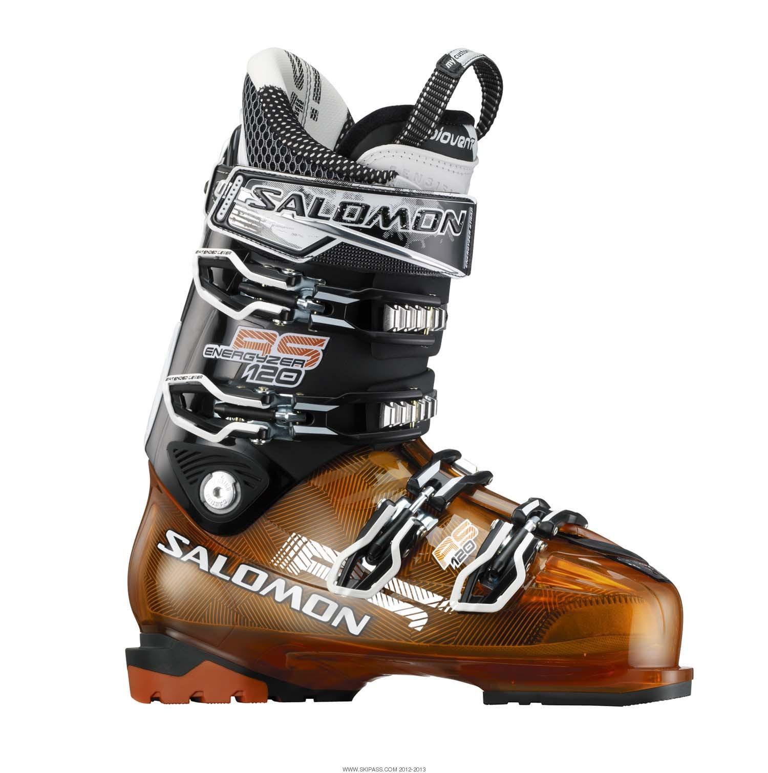 De 120 Cs Ski Impact Salomon Chaussure rCQdBoxeW