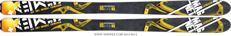 Movement Magnet 2014