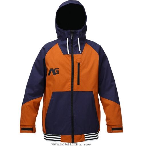 Analog Greed Jacket 2014