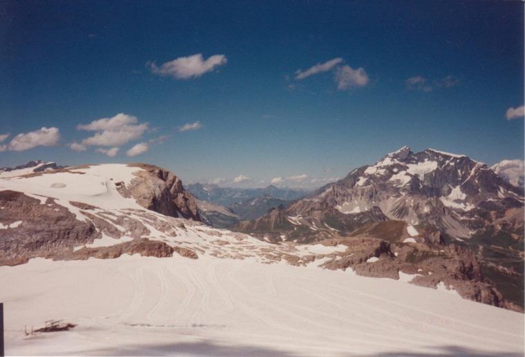 Le glacier de la Grande Motte à Tignes - Page 2 142325