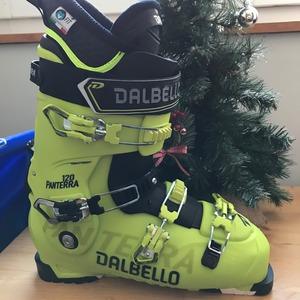 Test Dalbello Panterra 120