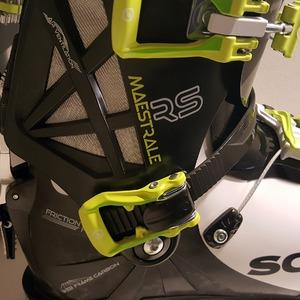 Test Scarpa Maestrale RS