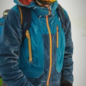 Test Ortovox Andermatt jacket men