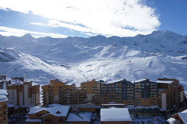 Où skier à Noël?