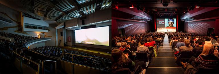Ski concours european outdoor film tour 15 - Gaumont pathe labege ...