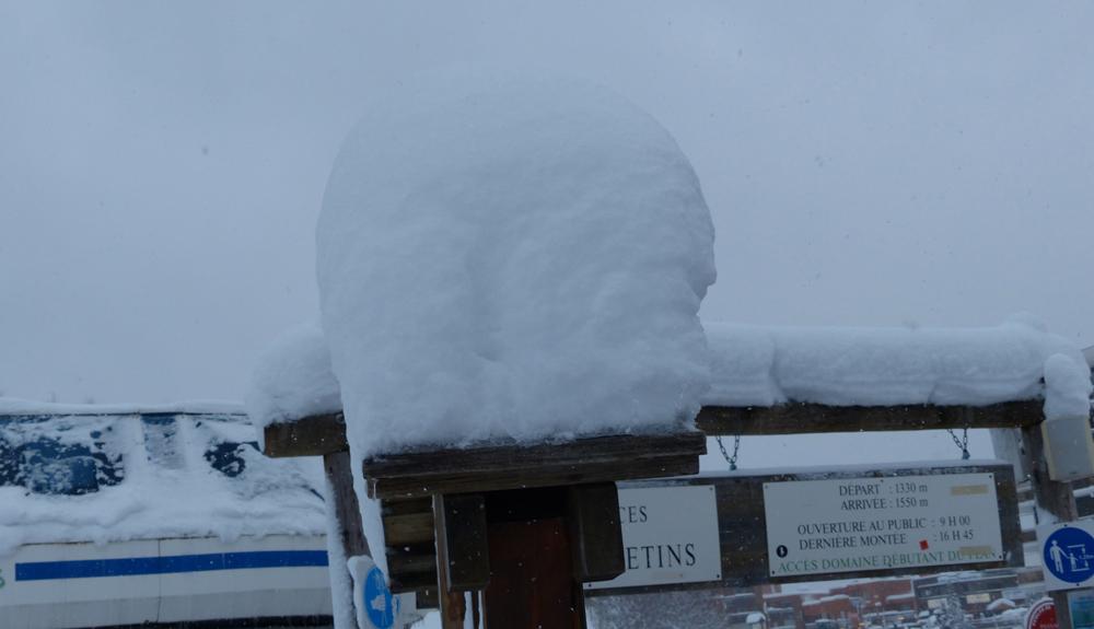 Tempête de Neige du 30 Janvier