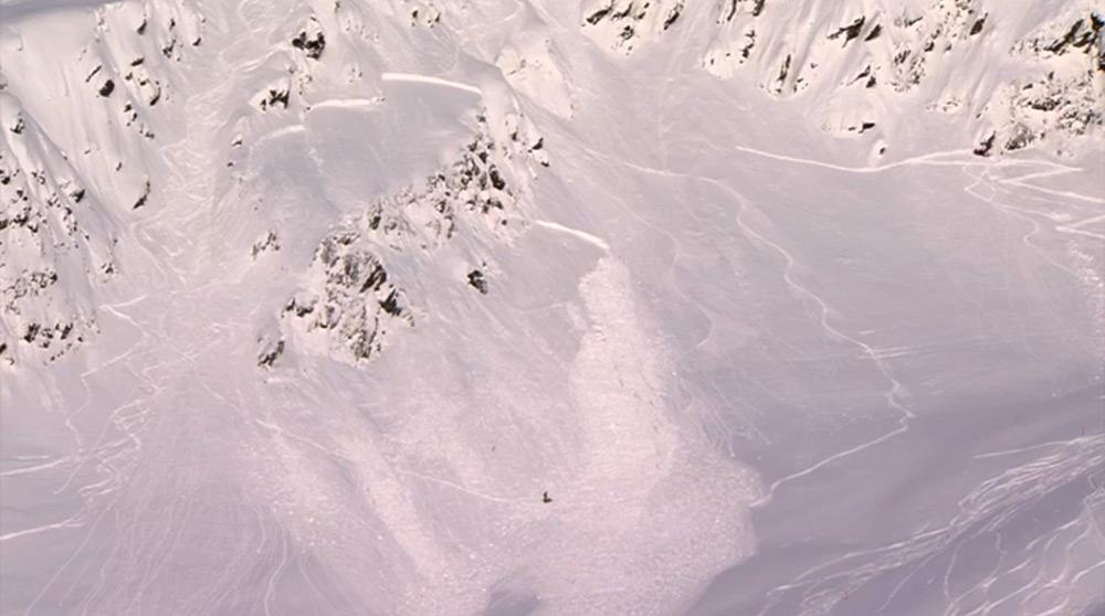 FWT : l'avalanche de Julien Lopez