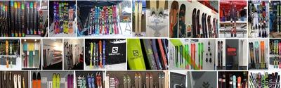 Les nouveautés skis 2017