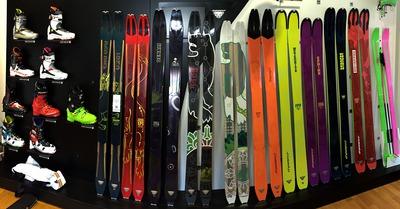 Skis Dynafit 2017