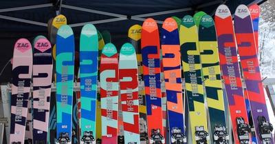 Skis Zag 2017
