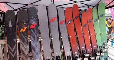 Skis Nordica 2017