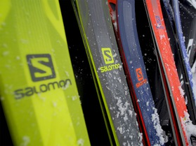 Skis Salomon 2017