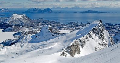 Skipass aux Lofoten : premier contact