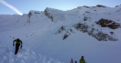 Bilan des accidents d'avalanche 2015-2016