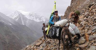 Ski et Afghanistan : expédition au Noshaq