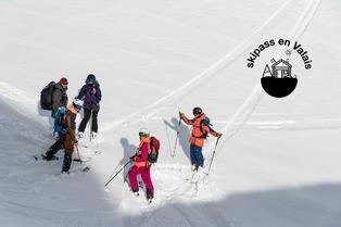 Skipass en Valais : la totale