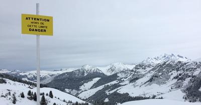 Plaidoyer pour le ski hors-piste