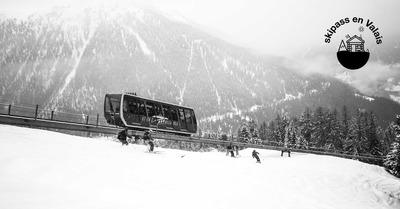 Skipass en Valais : St-Luc/Chandolin