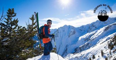 Skipass en Valais : Pays du St-Bernard