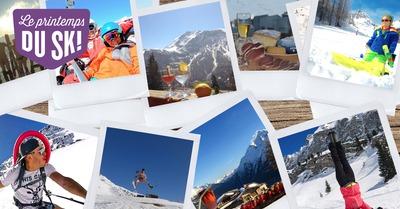 Le Printemps du Ski : les gagnants