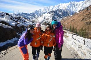 Girls to the top, la montagne au féminin