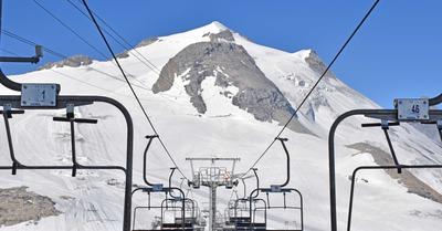 Ouverture du glacier de Tignes samedi 24 juin