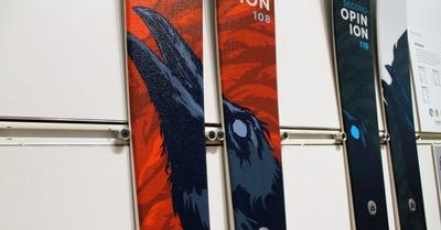 Skis Extrem 2018