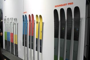 Skis Black Diamond 2018