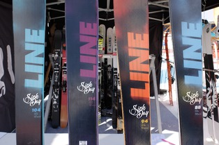 Skis Line et Full Tilt 2018