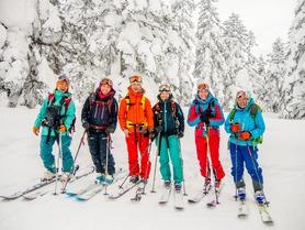 Women's skimo project : Japon (teaser)