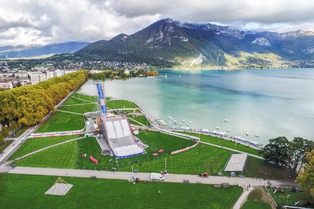 LIVE : Sosh Big Air Annecy