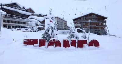 La Savoie en alerte rouge pour la première fois — Risques d'avalanche