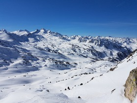 Grand Tourmalet - Pic du Midi, destination freeride !