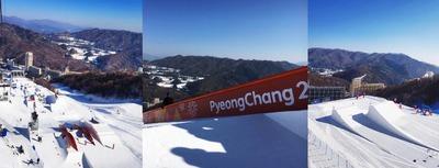 Les JO de PyeongChang sont lancés !