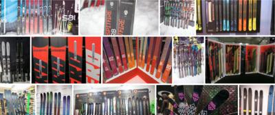 Nouveautés skis 2019